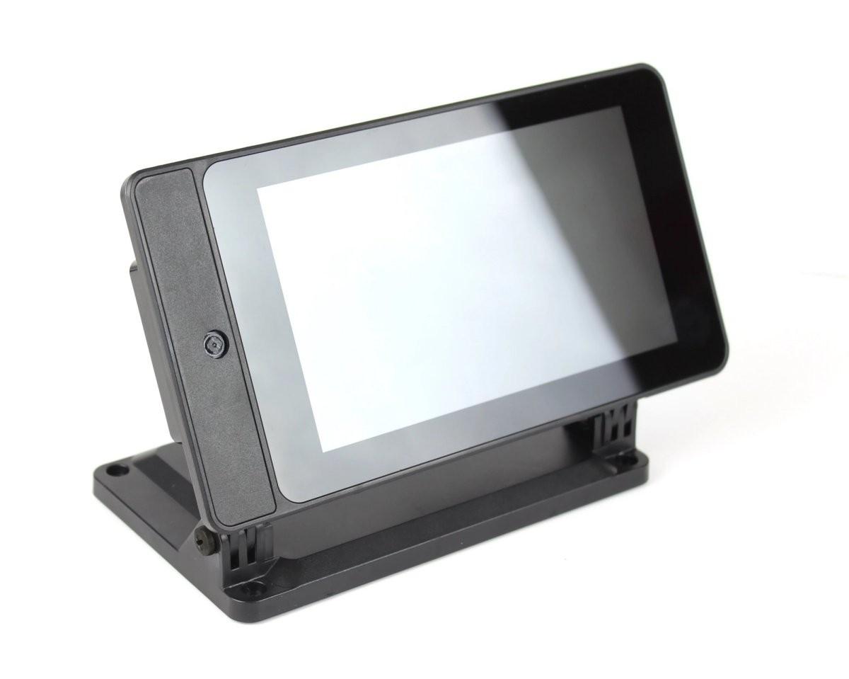 """SmartiPi Touch V2 for Raspberry Pi 4 / Pi 3 / Pi 2 and Official Pi Display 7"""""""