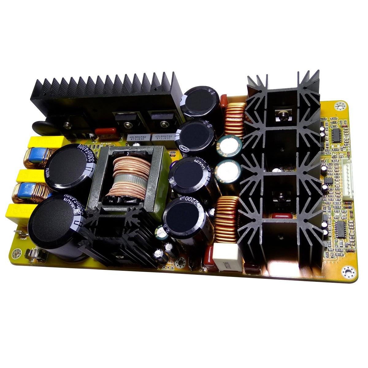 CONNEX IRS2400SMPS Class D Amplifier Module IRS2092S 2x 400W 4Ω