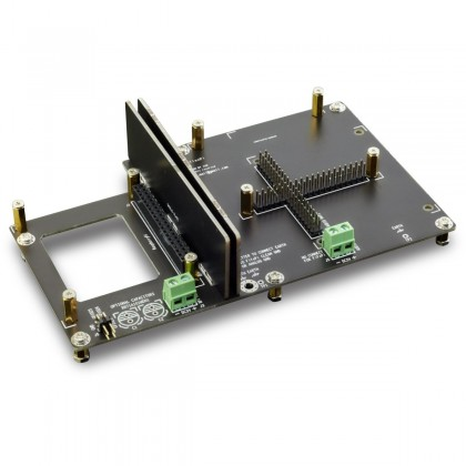 IAN CANADA STATIONPI pre-assembled adapter PCB for Raspberry Pi and Audio Modules