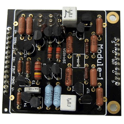 AUDIO-GD E10 Output Module