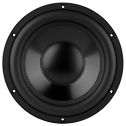 DAYTON AUDIO RSS265HO-44 Speaker Driver Subwoofer 600W 4+4Ω 90dB 25Hz - 600Hz Ø25.4cm