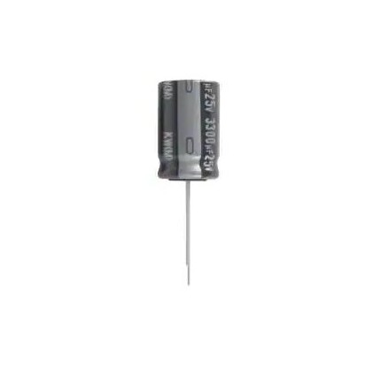 NICHICON KW Condensateur électrolytique 2200uF 16V