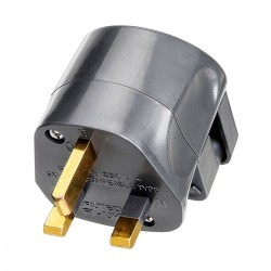 FURUTECH FI-UK1363-N1(G) Main Power Connector UK Gold Plated Angled Ø16mm