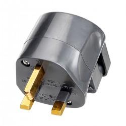 FURUTECH FI-UK1363-N1(G) Connecteur Secteur UK Plaqué Or Coudé Ø16mm