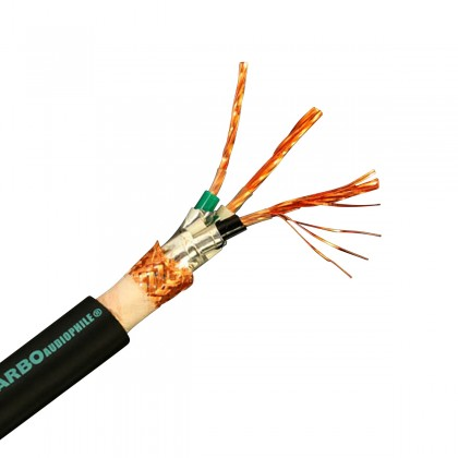 YARBO SP-7000PW Power Cable Triple Shield OFC Copper 2x3.15mm²