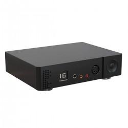 GUSTARD H16 Amplificateur Casque Préamplificateur Symétrique Noir