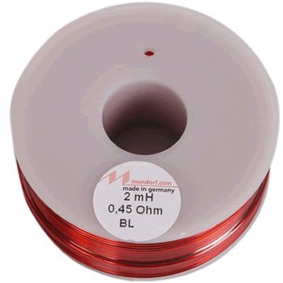 Mundorf BL100 air induction coil 1mm 0.10mH