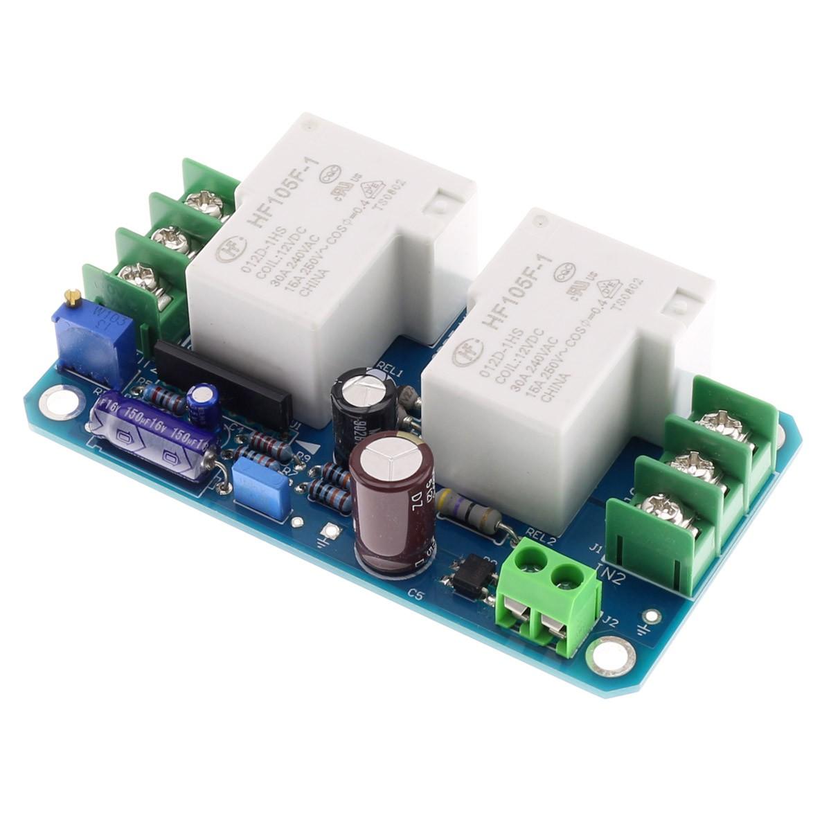 AUDIOPHONICS Stereo Protection & delay Module for Loudspeaker V1.1