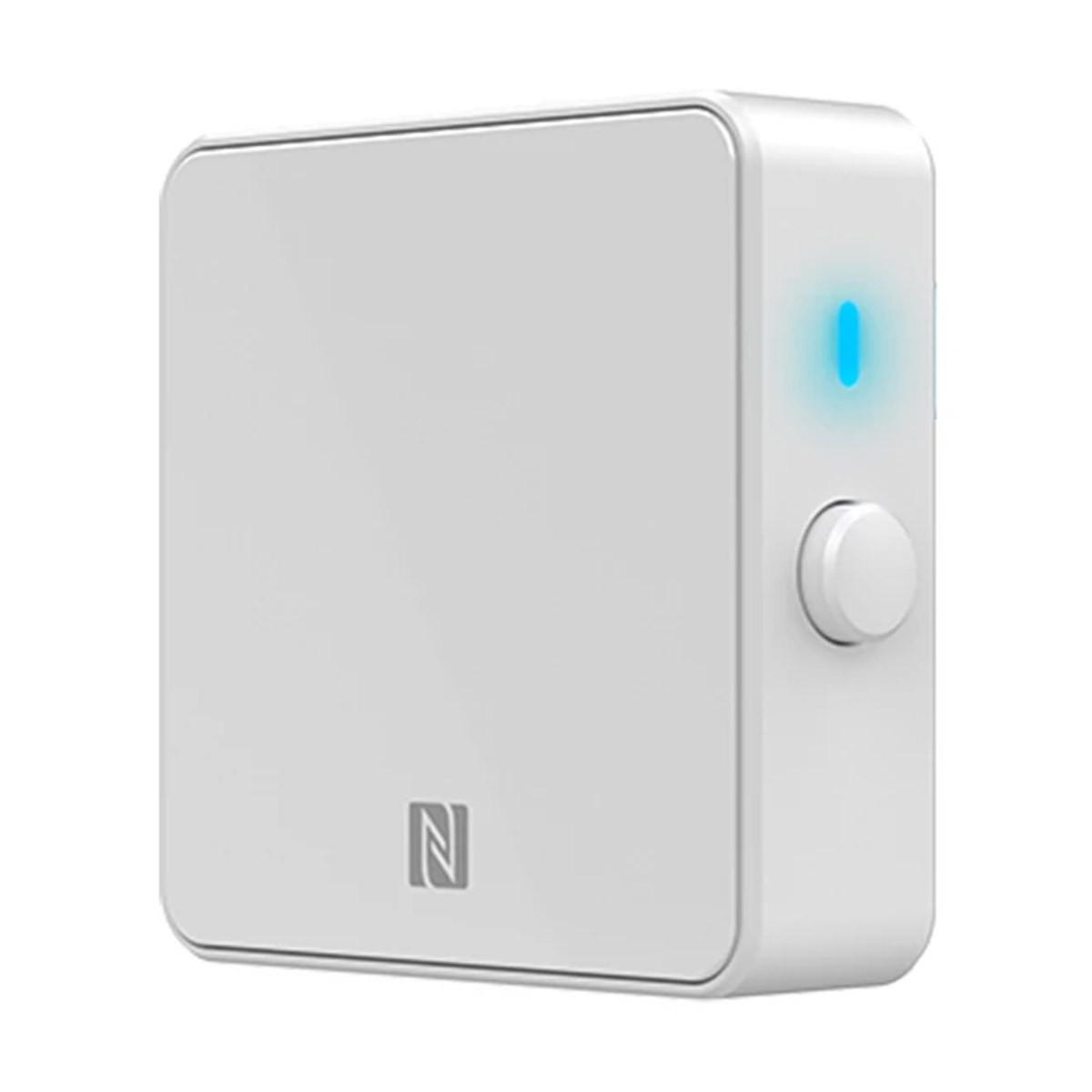 HIDIZS H2 Récepteur Bluetooth 5.0 CSR8675 MAX97220 NFC UAT Argent