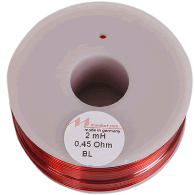 Mundorf BL100 Air Induction Pump 1mm 0.82mH