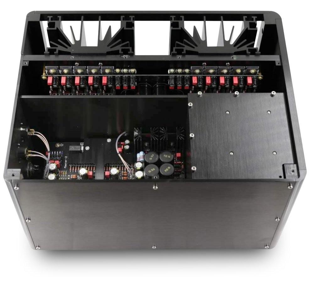 AUDIO-GD MASTER 2A Class-A Balanced Dual Mono Amplifier ACSS 2x 300W / 4 Ohm