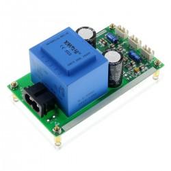 Regulated Linear Power Supply Module LT3045 LT3094 3x +/-15V