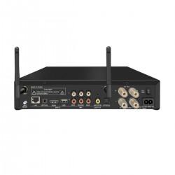 CLOUDYX CL-300W A98 Amplificateur WiFi DLNA AirPlay2 Bluetooth 5.0 2x275W 4 Ohm
