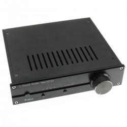 L.PASS Préamplificateur MOSFET / Contrôle de Volume / Sélecteur de Source