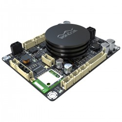 WONDOM JAB2 V2 Module Amplificateur Class D Bluetooth 5.0 DSP 2x50W 4Ω