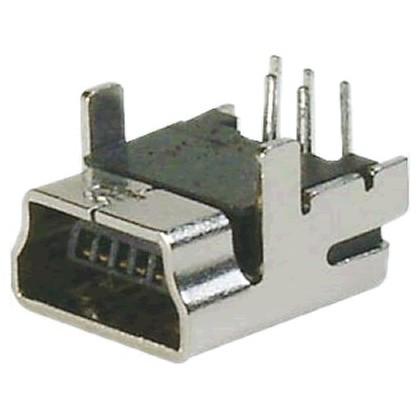Connecteur Mini USB Femelle type B
