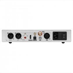 TOPPING D70S MQA DAC Symétrique 2x AK4497 I2S XMOS Bluetooth 5.0 LDAC 32bit 768kHz DSD512 Argent