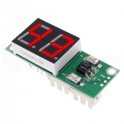 Volume Control Board LED Display Remote Control