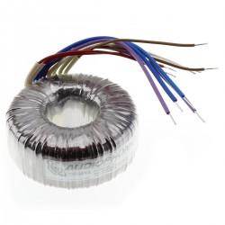 Transformateur Torique Profil Standard 160VA 2x24V 3A + 2x15V 0.5A