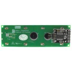 Écran LCD 24x2 Blanc Interface I2C Arduino