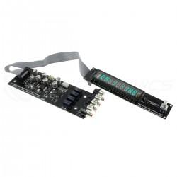 Module Sélecteur de Source 4 Canaux avec Aafficheur et Télécommande