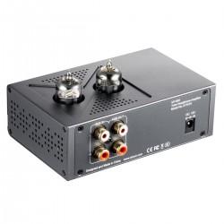 XDUOO MT-602 Amplificateur Casque à Tubes Class A 2x 6J1