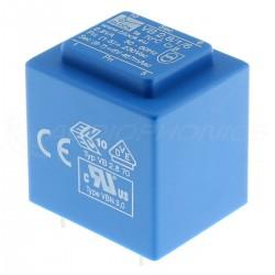 BLOCK Transformateur pour Circuits Imprimés 6V 467mA 2.8VA
