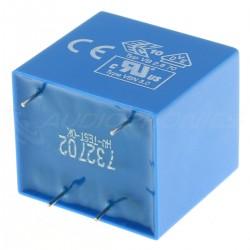 BLOCK PCB Transformer 6V 467mA 2.8VA