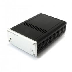 XMOS interface digitale USB 24/192khz Alimentation linéaire Black