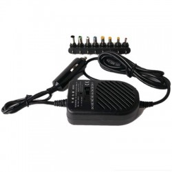 Adapter Car Power Adapter to 15 to 24V DC 80W