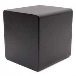Boîtier Aluminium Capot Noir pour Transformateur Torique 110x100x115mm