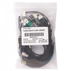 WONDOM Package Câbles Fonctionnels pour Modules JAB3+ / JAB4 / JAB5