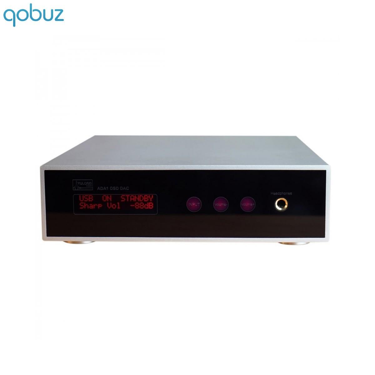 YULONG AUDIO ADA1 DAC USB ampli casque DSD 32bit 384Khz