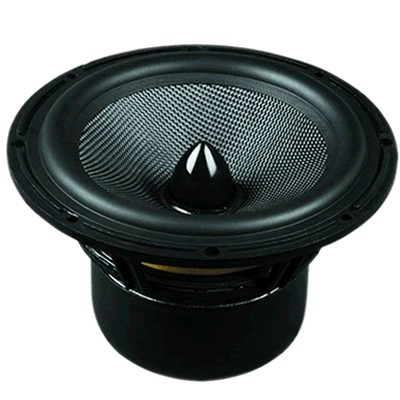 HiVi SWANS L6-4R B Speaker Driver Woofer Carbon Shielded 30W 4 Ohm 88dB Ø15.2cm