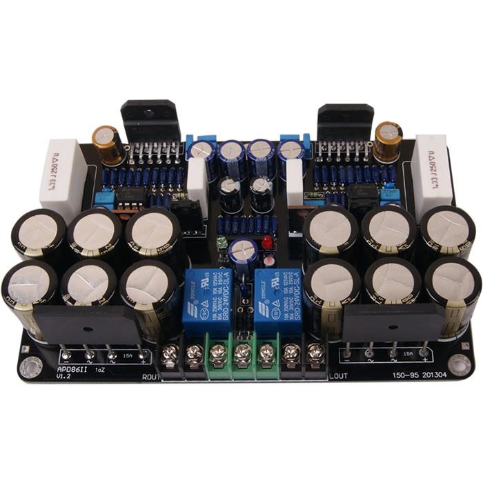 AUDIOPHONICS APD86 MKII Amplificateur Stéréo LM3886 2x68W