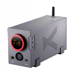XDUOO XA-10 Headphone Amplifier Balanced DAC 2x AK4493 Bluetooth 5.0 32bit 768kHz DSD512