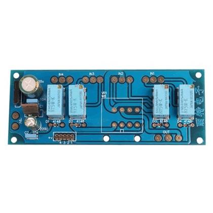 LITE 4CH - Module sélecteur de source 4 canaux