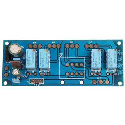 LITE 4CH 4 input switch board
