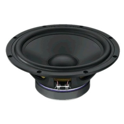 MONACOR SPH-10M Haut-parleur de grave Hi-Fi 25.5cm