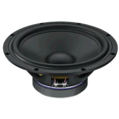 MONACOR SPH-10M Haut-parleur de grave Hi-Fi 25.5cm 200W 8Ω