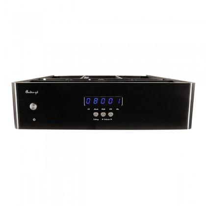 AUDIO-GD R-7HE DAC Symétrique R2R I2S HDMI Amanero 32bit 384kHz DSD512 Regenerative Power Supply
