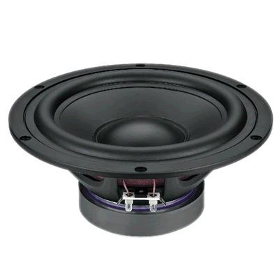 MONACOR SPH-8M Speaker Driver Woofer 100W 8 Ohm 89dB 35Hz - 2500Hz Ø20.5cm