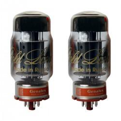 GENALEX GOLD LION KT88EH Platinum Tubes (Matched Pair)