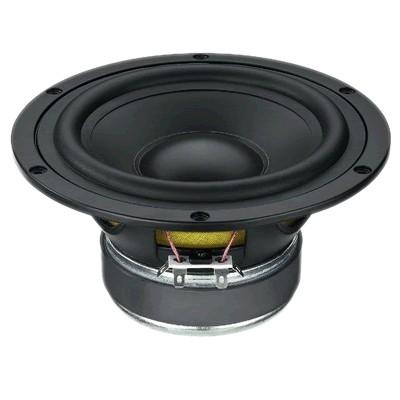 MONACOR SPH-6M Hi-Fi 16.5cm Hi-Fi Speakers