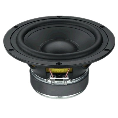 MONACOR SPH-6M Speaker Driver Woofer 60W 8 Ohm 88dB 39Hz - 3000Hz Ø 16.5cm