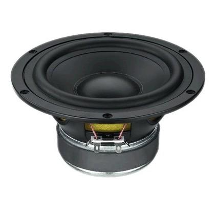 MONACOR SPH-5M Haut-parleur de grave médium Hi-Fi 14cm