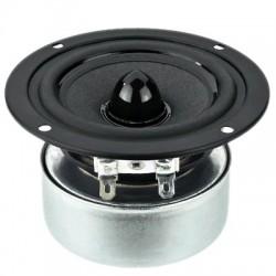 MONACOR SPX-31M Speaker Driver Full Range Paper Shielded 20W 8 Ohm 86dB 110Hz - 20kHz Ø7.7cm