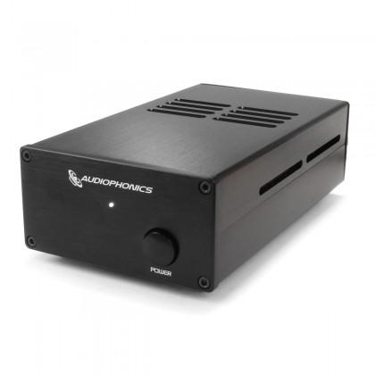 AUDIOPHONICS LPSU25 Linear Regulated Power Supply EMI RFI Filter 9V 2A 25VA