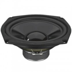 MONACOR SPM-205/8 Speaker Driver Midbass Paper 70W 8 Ohm 89dB 37Hz - 5000Hz Ø20cm
