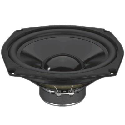 MONACOR SPM-205/8 Haut-parleur de grave-médium Hi-Fi 150W 8Ω